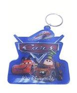 Disney Pixar Cars Acrylic Key Chain - $17.77