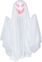 2Ft Animated WHITE RISING GHOST Light Sound Halloween Prop Decor - $48.97