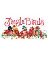 Jingle Birds cross stitch chart Imaginating - $6.30