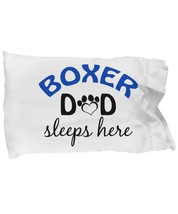 Boxer Mom and Dad Pillow Cases (Dad) - $9.75