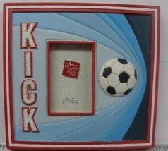 Novelty Soccer Picture Frame - $12.95