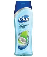 Dial Body Wash, Coconut Water, 16 OZ. (Pack of 3) - $24.99