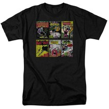 Batman DC Comic Book Covers Graphic T-shirt Retro Superhero BM1960 image 1