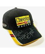 Bobby Labonte & Richard Petty Autographed #43 Cheerios Strapback Hat NASCAR - $60.53