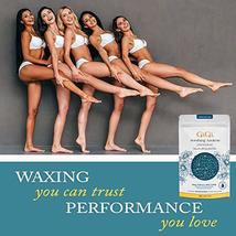 GiGi Hard Wax Beads, Soothing Azulene Hair Removal Wax for Sensitive Skin, 14 oz image 2