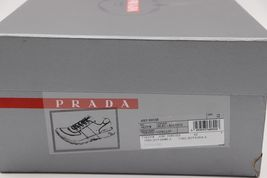 Denim 13 Sneakers Prada UK 12 US Shoes NIB 650 New Navy Mens Blue XwIR0Sd