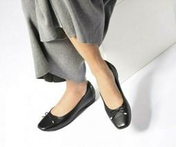 Clarks Artisan Candra Light Women's Black Patent Leather Women's Flats S... - $49.59