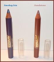 NEW Jordana Elegant Crayon Stick Eyeliner/Lip Liner  Smokey Iris  Sandstone - $5.50