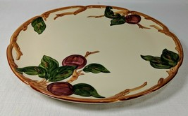 "Franciscan Apple 12"" Round Platter Serving Dish Gladding McBean & Co - $28.04"
