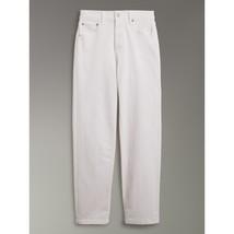 Goldsign Droit Misfit Jeans, Blanc, 31 - $99.28
