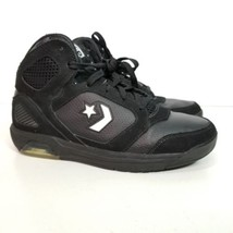 Boys Converse All Star Sneaker Shoes Sz 5Y Shoes Youth Black Basketball ... - $6.92