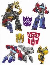 Roommates Transformers Wall Decal Set RMK4051SS