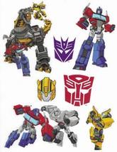Roommates Transformers Wall Decal Set RMK4051SS - $8.99