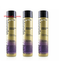 Sexy Hair Concepts Blonde Sexy Hair Bright Blonde Violet Shampoo 10oz EACH - $22.26+