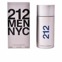 212 Hommes par Carolina Herrera Sp 201ml (Neuf Paquet) - $91.30