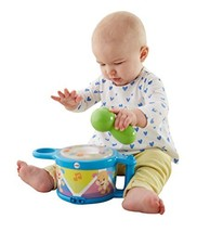 Fisher-Price Laugh & Learn Tap & Teach Drum - $56.46