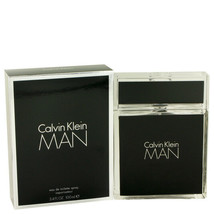 Calvin Klein Man by Calvin Klein 3.4 oz EDT Spray for Men - $29.69