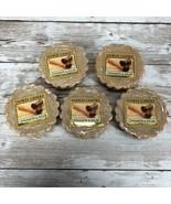 NEW Lot Of 5 Yankee Candle Wax Melts Cinnamon & Sugar Tarts Free Shipping - $13.81