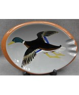 Stangl SPORTSMEN'S GIFTWARE - DUCK MOTIF Large Ashtray MADE IN NEW JERSEY - $19.79