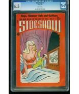 Sideshow #1-CGC 6.5 - SUPER RARE AVON COMIC-SOUTHERN STATES 1197194019 - $1,804.20