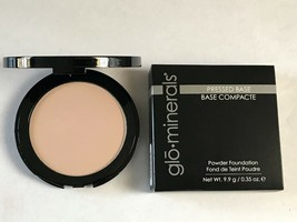 Glominerals Pressed Base Powder Foundation Compact Beige Light - $25.00