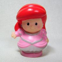 Fisher Price Little People ARIEL Little Mermaid Disney Princess Songs & ... - $3.50