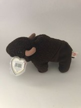 Ty Beanie Baby Roam Buffalo Plush Doll - $10.99