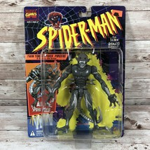MOC 1994 Toy Biz Spider-Man Animated Series Alien Spider Slayer Action F... - $14.80