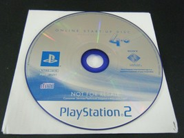 Sony Playstation 2 Online Start-Up Disc 4.0 for Broadband Only - Disc Only!!! - $6.60