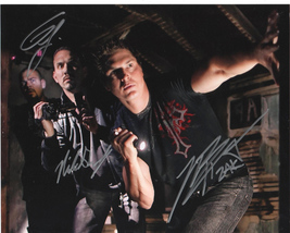 Ghost Adventures Cast Signed Poster Photo 8X10 Rp Autographed Zak Bagans - $19.99
