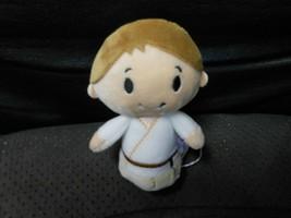 "Hallmark Itty Bitty's ""Luke Skywalker- Star Wars"" 2014 USED Plush  See D... - $6.88"