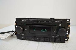2004-2010 Chrysler Dodge Jeep Radio Cd MP3 AUX IPOD TESTED P05091710AG N49#019 image 3