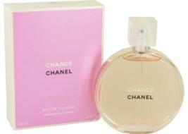 Chanel Chance Eau Vive Perfume 3.4 Oz Eau De Toilette Spray image 1