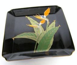 VTG OTAGIRI Bird of Paradise Plate Dish Porcela... - $59.95