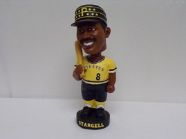 ORIGINAL Vintage 2002 Willie Stargell Pirates Bobblehead Figure SGA PNC ... - $18.49
