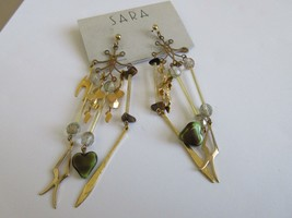 Earrings , Eclectic  , Vintage , Retro ,  1970s , New / Old Inventory  ,... - $113.76
