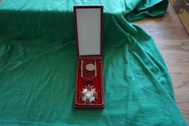 Poland People's Army Military Silver Cross Order of Merit 2nd Class PRL ... - $25.92