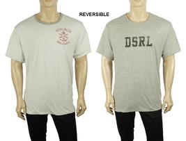 New Mens Denim & Supply Ralph Lauren Reversible Graphic Jersey Tee Xxl - $27.99