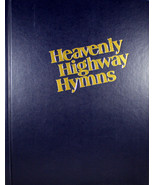 """Heavenly Highway Hymns LARGE PRINT NEW Shape-Note Hardcover 8.5"""" x 11"""" - $33.95"""