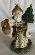 The International Santa Claus Collection Welsh Father Christmas 1998 Wal... - $9.89
