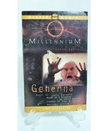 Harper Audio Millennium Created by Chris Carter Gehenna Novel by Lewis G... - $14.15