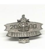 Harley Davidson HOG Harley Owners Group 2000 Vest Hat Pinback Pin Myrtle... - $9.89
