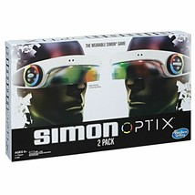 Simon Optix Game 2 Pack The Wearable Simon Game. New Open Box - $63.86