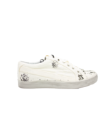 DIESEL D-Sting Low Top Mens Fashion Sneakers White Size 11 New Authentic - $149.59