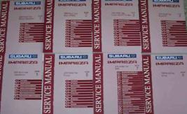 2005 Subaru Impreza Service Repair Shop Workshop Manual Set OEM Factory 2005 - $247.45
