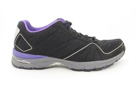 Abeo Pamela  Sneakers Running Shoes Black/ Violet   Size US 9 ()5916 - $70.00