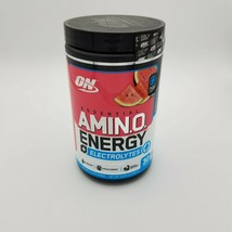 Optimum Nutrition Essential Amino Energy + Electrolytes 30 Servings Watermelon - $17.95