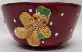 Laurie Gates Holiday Treats Pattern Ginger Bread Candy Cane, Cookies Cer... - €16,56 EUR