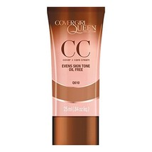 COVERGIRL Queen CC Cream Amber Glow Q610, 1 oz (packaging may vary) - $9.79