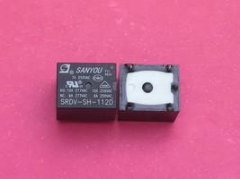 SRDV-SH-112D,  12VDC Relay, SANYOU Brand New!! - $5.63